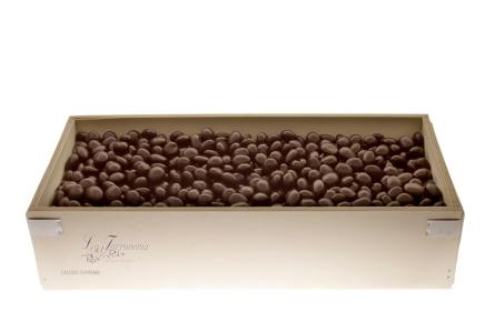 Peladilla de chocolate a granel