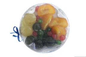 Surtido de fruta confitada