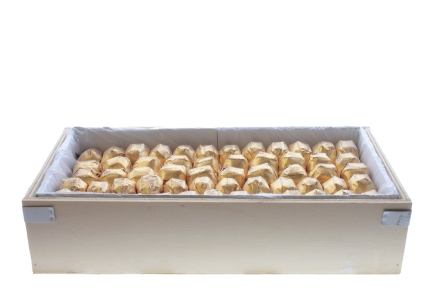 Pasteles de yema a granel